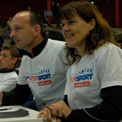 départemental du Cantal/Open jeunes 30.11.14